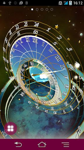 Astronomical_Clock[天文時計のライブ壁紙]