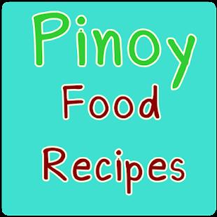 Pinoy Food Recipes Apk