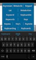 Screenshot of ICS Keyboard