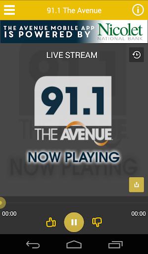 91.1 The Avenue