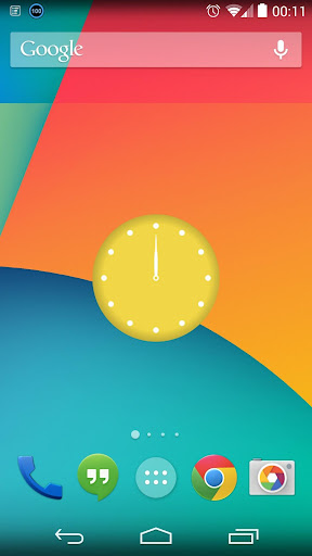 Alteratus Clock Widget