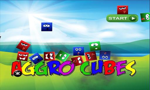 Aggro Cubes