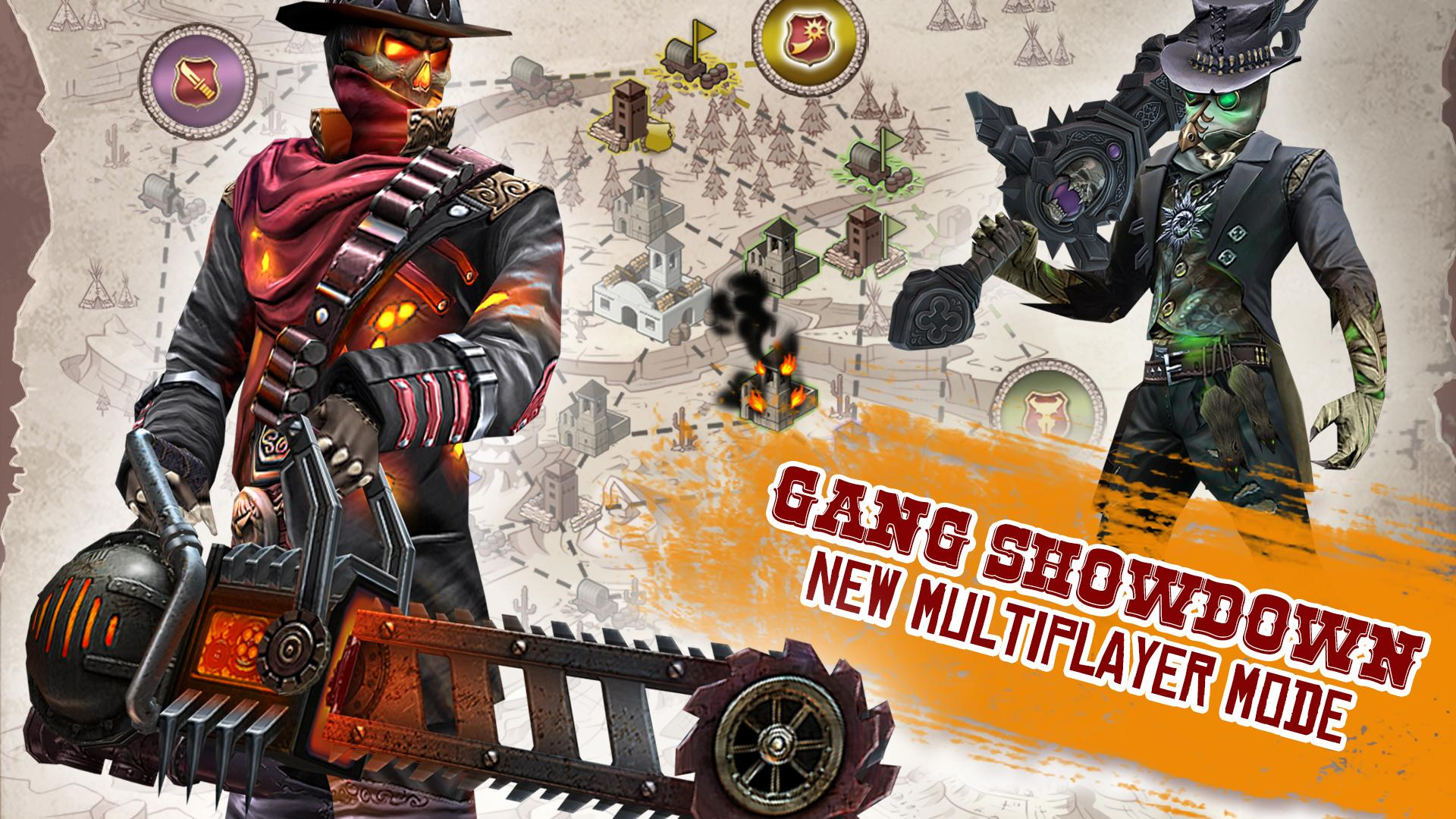Six-Guns: Gang Showdown screenshot #3