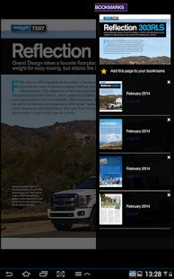 Trailer Life Magazine screenshot