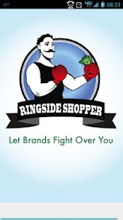 Ringside Shopper screenshot