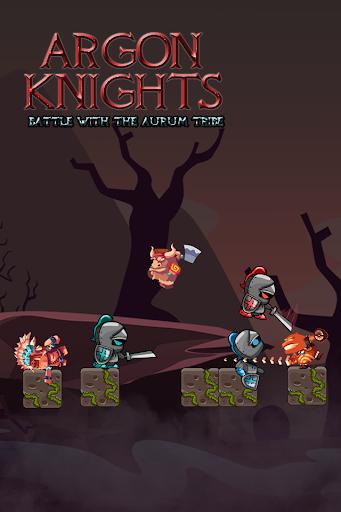 Argon Knights Battle Game