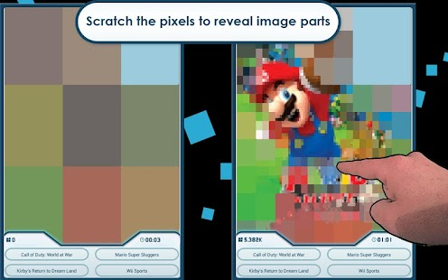 Nintendo Pixel Quiz - screenshot thumbnail