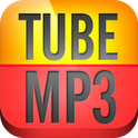 TUBE MP3 convert & download icon