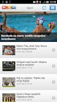 Screenshot of RTL Televizija