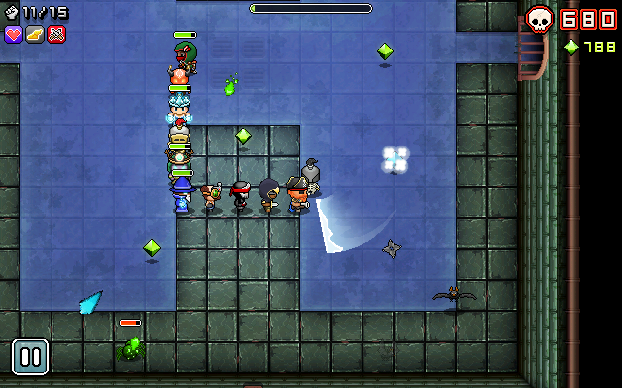 Nimble Quest - screenshot
