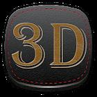 Next Launcher 3D Leather Theme icon