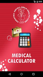 Medical Calculators- screenshot thumbnail