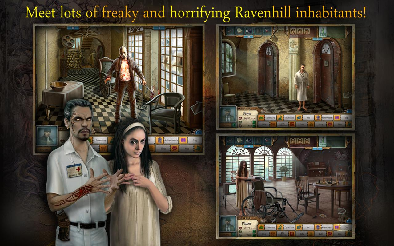 Ravenhill Asylum: HOG- screenshot
