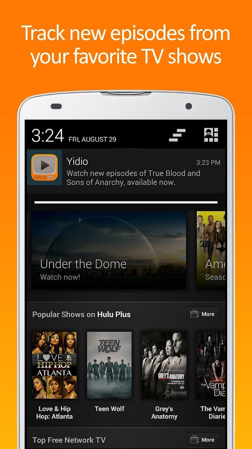 Yidio Android Apps On Google Play