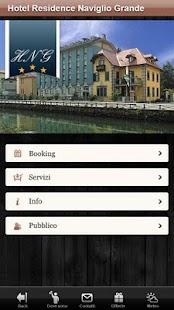 Hotel Naviglio Grande Milan- screenshot thumbnail