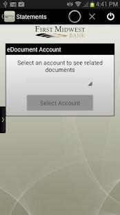 FMB Poplar Bluff MobileBanking - screenshot thumbnail