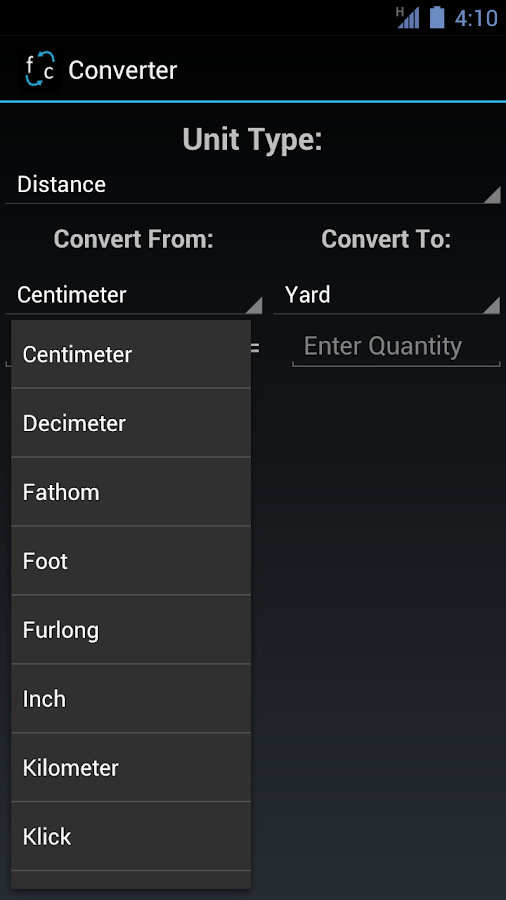 unit converter android apps on google play