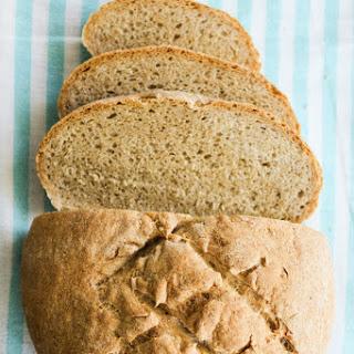 Faux Sourdough Bread.