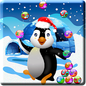 Bubble Shooter Penguin