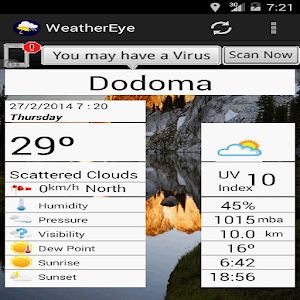 WeatherEye - Android Apps on Google Play