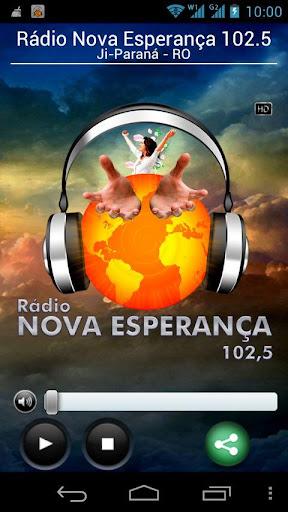 Rádio Nova Esperança JIPA