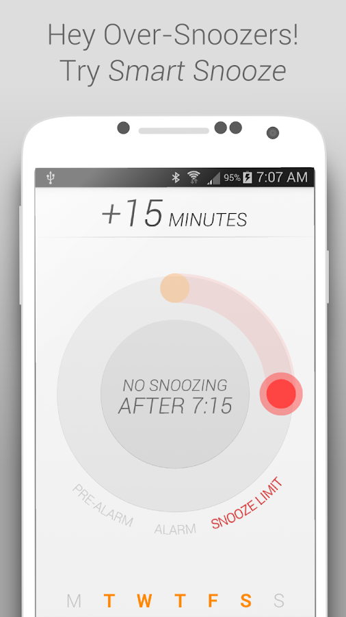 Life Time Alarm Clock- screenshot