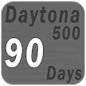 Daytona500 Countdown Widget logo