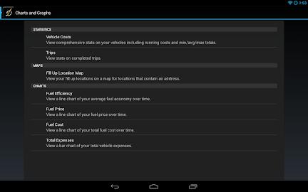 DriverDiary - Gas Mileage Screenshot 21