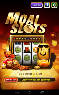 Moai Slots - screenshot thumbnail