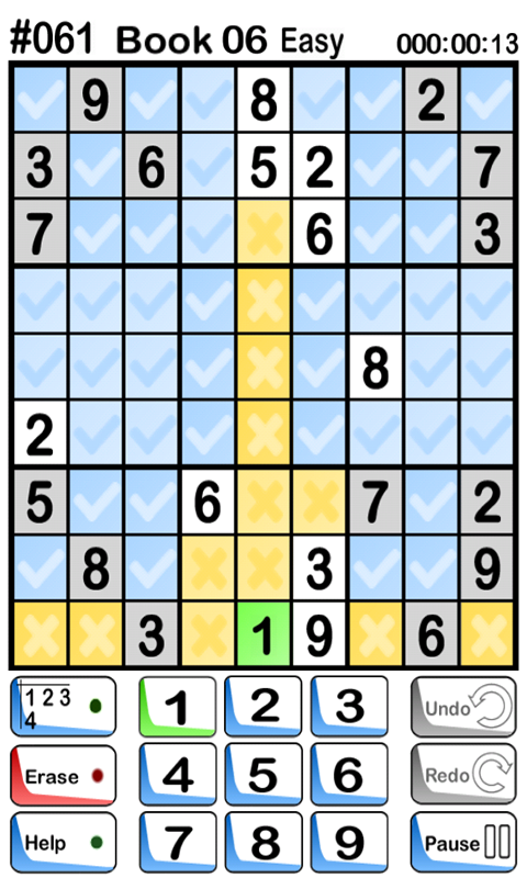Sudoku Prime- screenshot