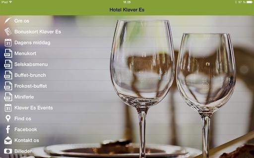 【免費商業App】Hotel Kløver Es-APP點子
