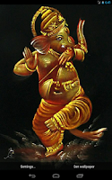 Screenshot of Jai Ganpati Ji 3D Transitions