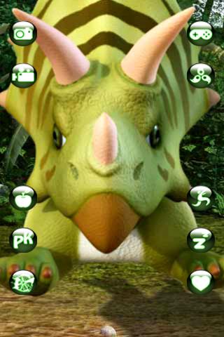會說話的三角龍尼爾 娛樂 App-愛順發玩APP