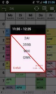 SchoolPlanner4Untis- screenshot thumbnail