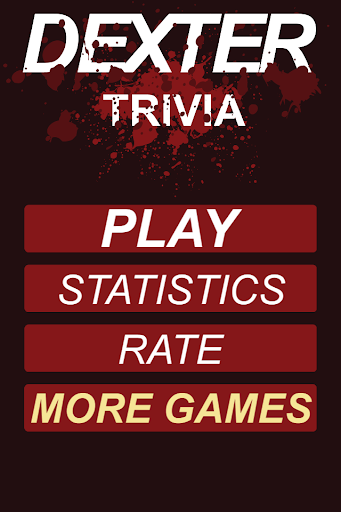 Trivia for Dexter