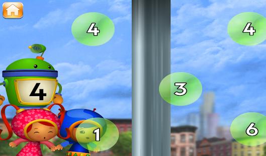 玩教育App|Team Umizoomi Math免費|APP試玩
