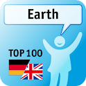 100 Earth Keywords logo