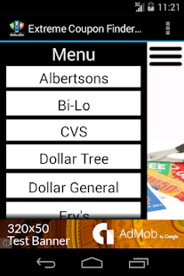 Extreme Coupon Finder- screenshot thumbnail