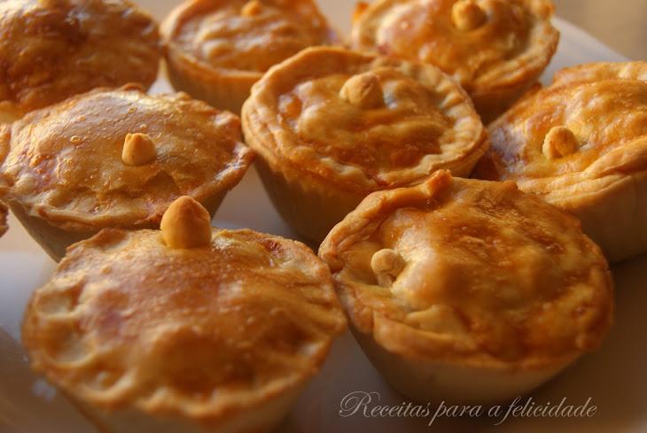 Chicken Pies with Saffron Recipe