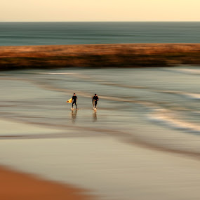 double by Sergio Martins - Sports & Fitness Surfing ( almada, costa da caparica, surf, double, portugal )