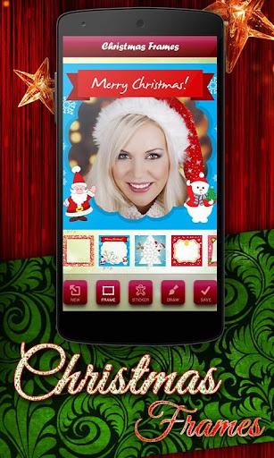 Christmas Frames Editor