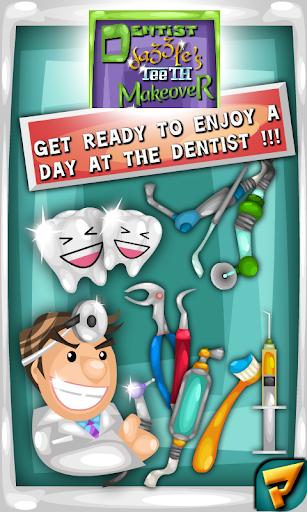Dentist Dazzles Teeth Makeover