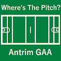 Where's The Pitch: Antrim GAA icon