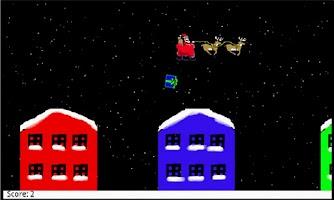 Screenshot of Santa's Wild Ride