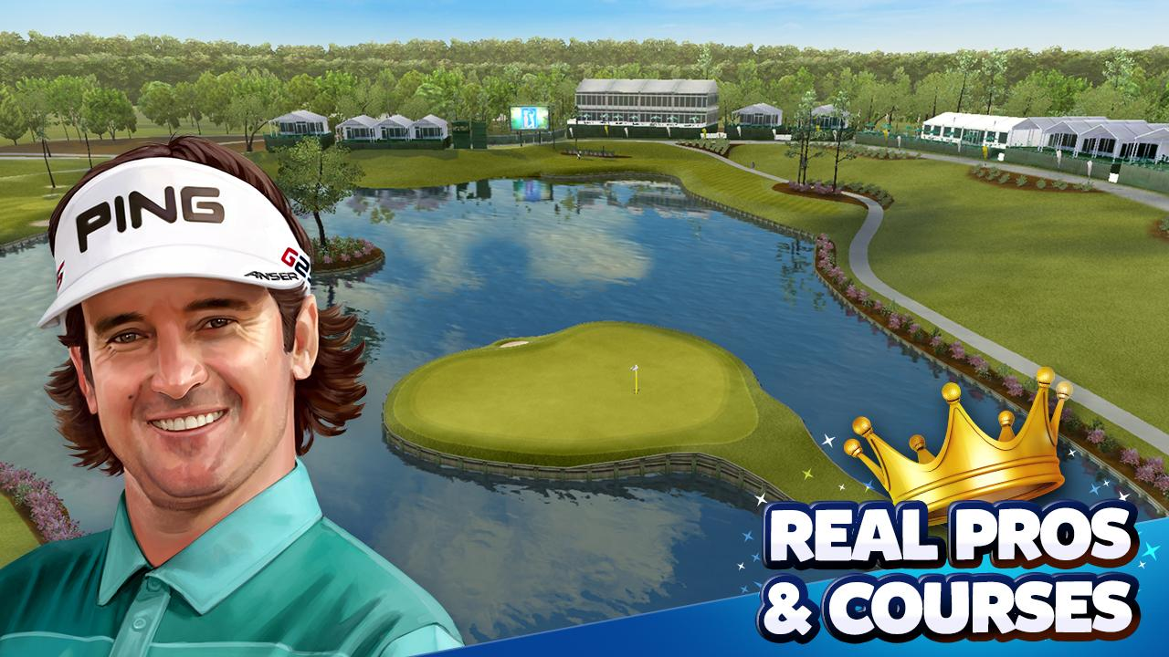 King of the Course Golf- screenshot