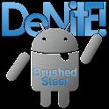 Brushed Steel CM11/AOKP Theme