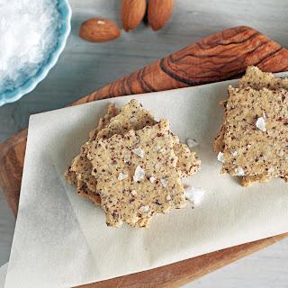 Sea Salt Almond Crisps