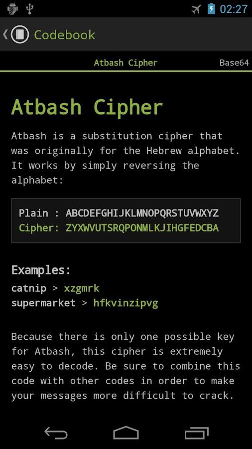 Gordian Secret Code Tool- screenshot