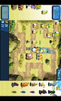 Screenshot of Crystal Defenders