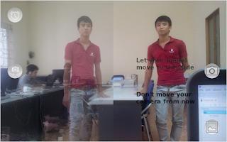Screenshot of Twin Camera